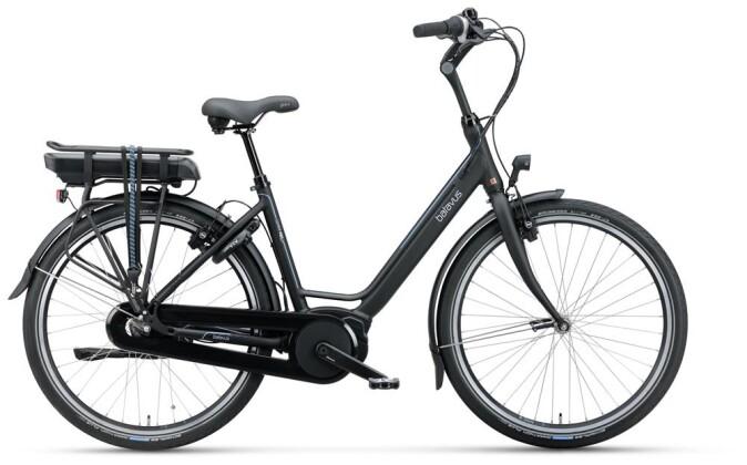 E-Bike Batavus Wayz Ego® Active Control black matt 2019