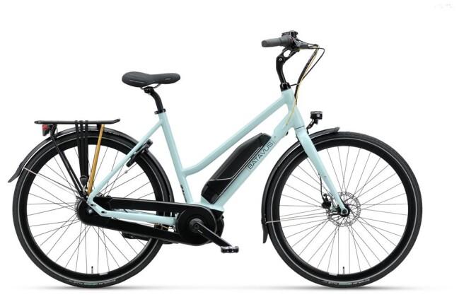E-Bike Batavus Dinsdag E-go® lightblue 2019