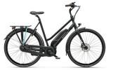 E-Bike Batavus Dinsdag E-go® black matt Damen