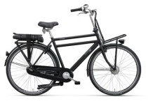 E-Bike Batavus Cnctd E-go black matt