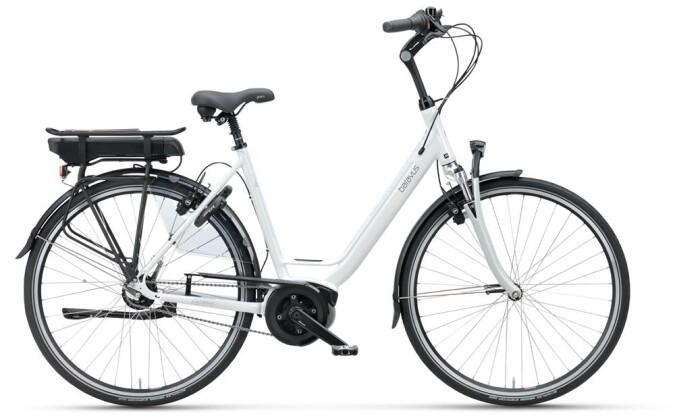 E-Bike Batavus Garda E-go® 500 white 2019