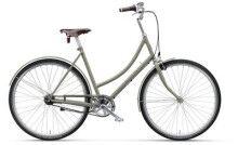 Citybike Batavus London Vintage Curve concrete grey