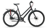 Citybike Batavus Suerte Trapez black matt