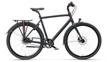 Citybike Batavus Suerte Herren black matt