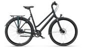 Citybike Batavus Comodo Trapez black matt