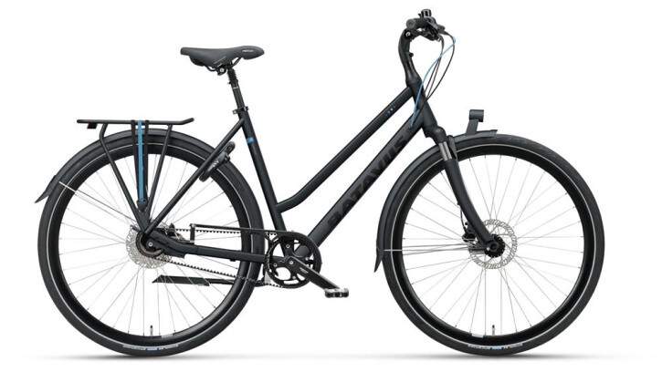 Citybike Batavus Comodo Trapez black matt 2019