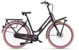 Citybike Batavus Quip Extra Cargo Curve paars aubergine matt
