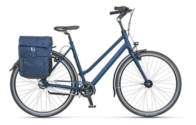 Citybike Batavus Escala Curve navyblue matt 2019