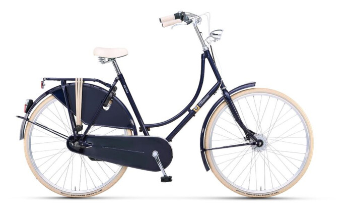 Hollandrad Batavus Old Dutch Nostalgie marine blue 2019