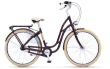 Citybike Batavus Brooklyn Tourensport aubergine