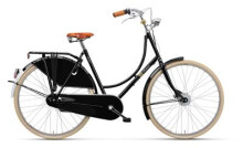 Hollandrad Batavus Old Dutch Deluxe Nostalgie black