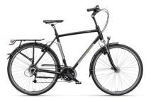 Trekkingbike Batavus Tourmalet Herren black matt
