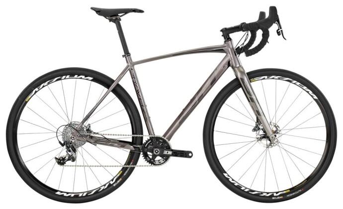 Race BH Bikes GRAVEL X ALU 2.5 2019