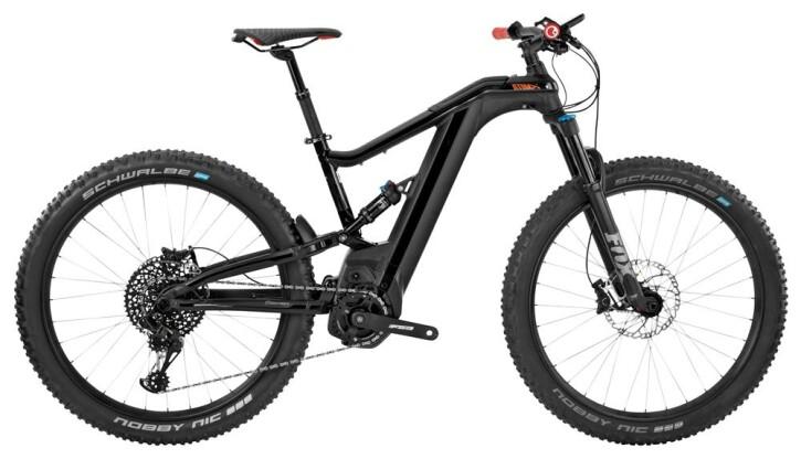E-Bike BH Bikes ATOM-X LYNX 5 PRO-SE 2019