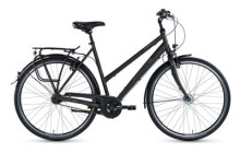 Citybike Grecos Boston schwarz