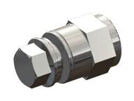 Zubehör / Teile Croozer Achsmutteradapter M10 x 1