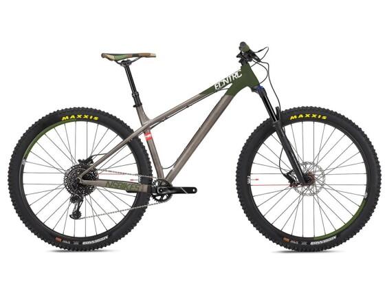 "Mountainbike NS BIKES Eccentric Alu 29"" Hardtail Trail 2019"