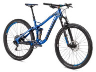 "Mountainbike NS BIKES Snabb 130 Plus 2 29""/650B+ All MTN/Trail Intermed."