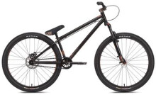 Mountainbike NS BIKES Metropolis 3 Cromo DJ-Entry