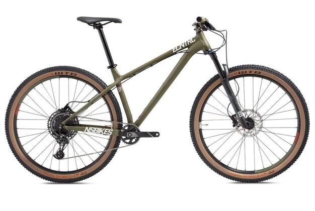 "Mountainbike NS BIKES Eccentric Lite 1 29"" Hardtail Trail 2019"