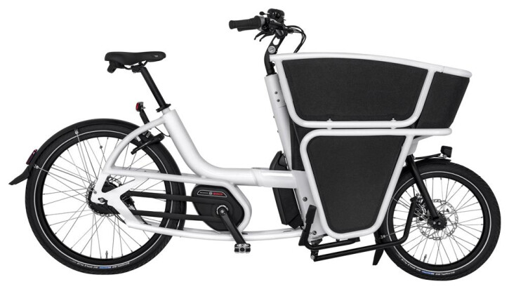 Lastenrad Urban Arrow Shorty 2019