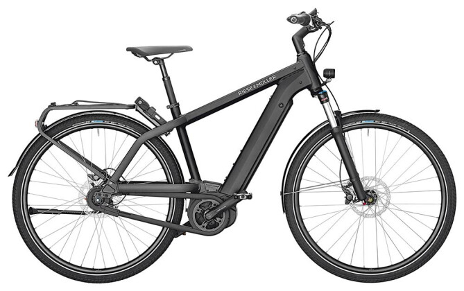E-Bike Riese und Müller Charger city 2019