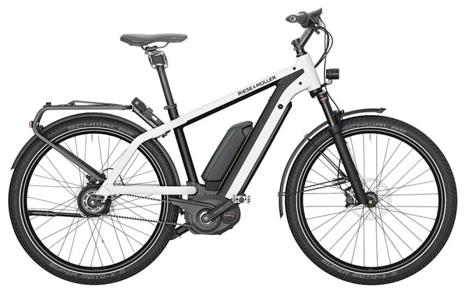 E-Bike Riese und Müller Charger 2019