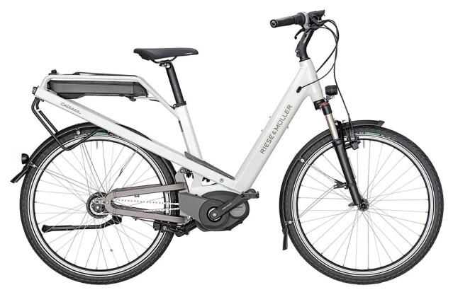 E-Bike Riese und Müller Culture city 2019