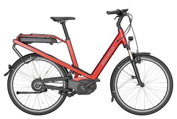 E-Bike Riese und Müller Culture vario 2019