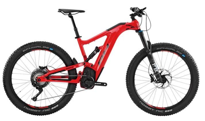 E-Bike BH Bikes ATOM-X CARBON LYNX 5.5 PRO-S 2019