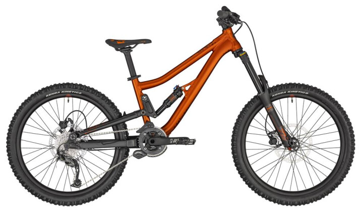 Mountainbike Bergamont Big Air Tyro 2020