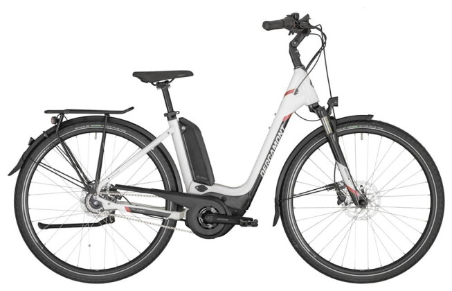 E-Bike Bergamont E-Horizon N8 CB 500 Wave 2020