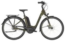 E-Bike Bergamont E-Horizon N8 FH 500 Wave olive