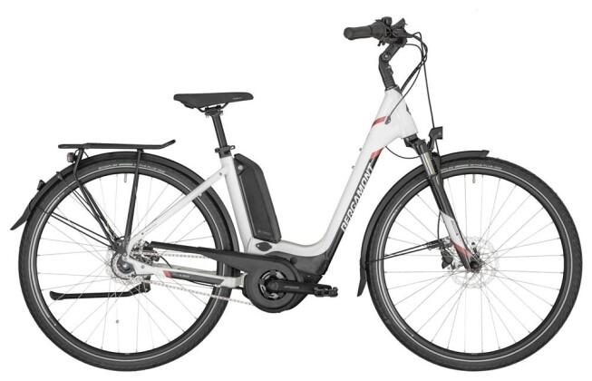 E-Bike Bergamont E-Horizon N8 FH 500 Wave white 2020