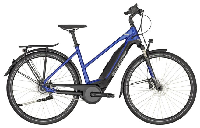 E-Bike Bergamont E-Horizon N8 FH 500 Lady 2020