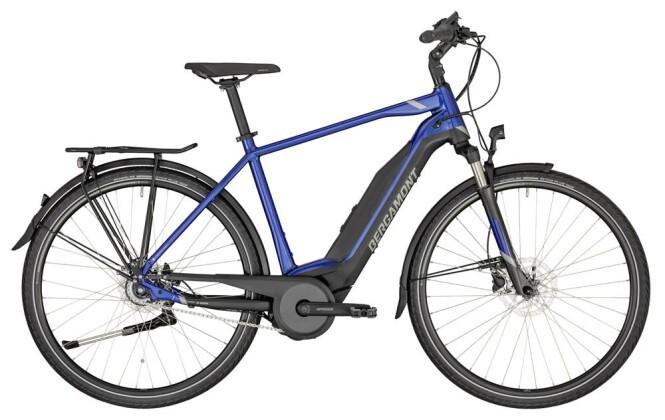 E-Bike Bergamont E-Horizon N8 FH 500 Gent 2020