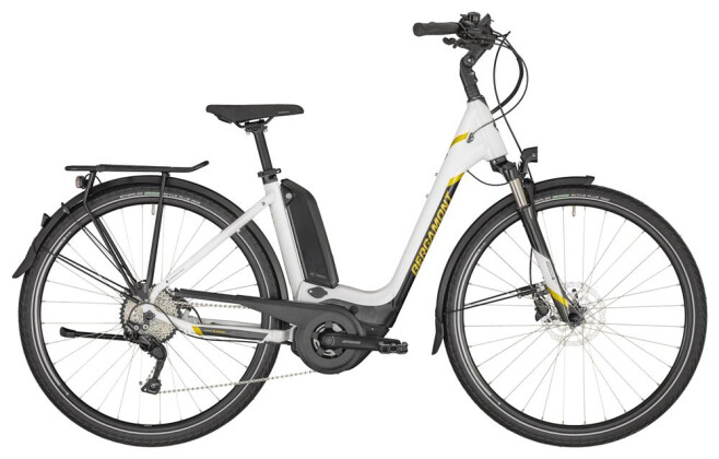 E-Bike Bergamont E-Horizon 7 Wave white 2020