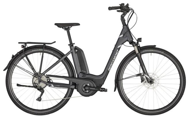 E-Bike Bergamont E-Horizon 7 Wave black 2020