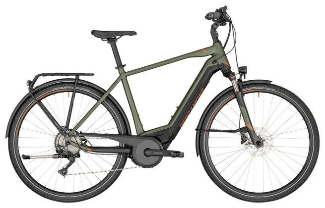E-Bike Bergamont E-Horizon Edition Gent 2020