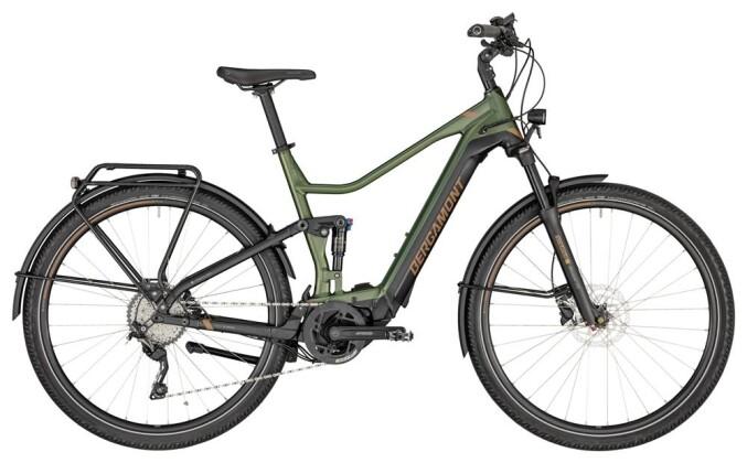 E-Bike Bergamont E-Horizon FS Expert 600 2020
