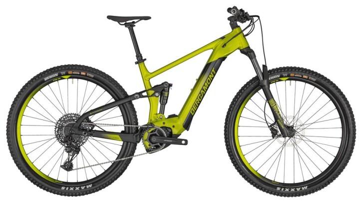 E-Bike Bergamont E-Contrail Pro 2020