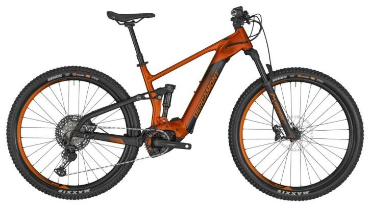 E-Bike Bergamont E-Contrail Expert 2020