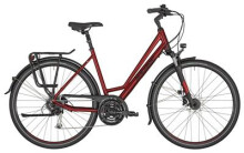 Trekkingbike Bergamont Horizon 4 Amsterdam red