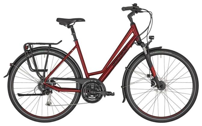 Trekkingbike Bergamont Horizon 4 Amsterdam red 2020
