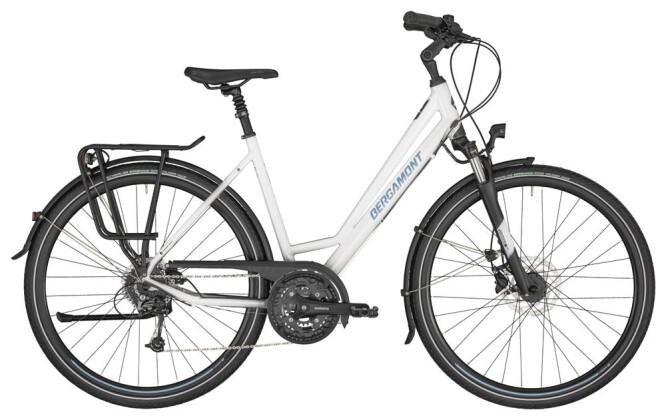 Trekkingbike Bergamont Horizon 6 Amsterdam white 2020