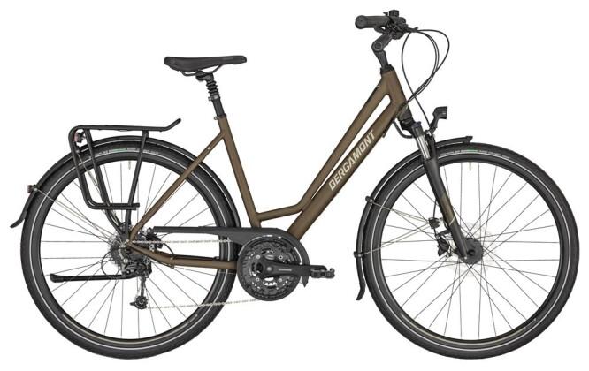 Trekkingbike Bergamont Horizon 6 Amsterdam brown 2020
