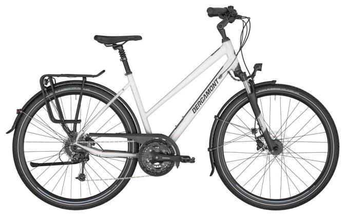 Trekkingbike Bergamont Horizon 6 Lady white 2020