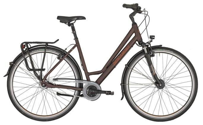 Citybike Bergamont Horizon N7 CB Amsterdam 2020