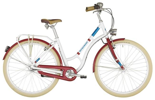 Citybike Bergamont Summerville N7 CB white 2020