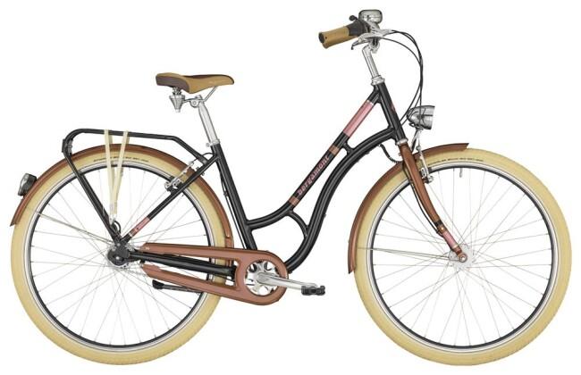 Citybike Bergamont Summerville N7 FH black 2020